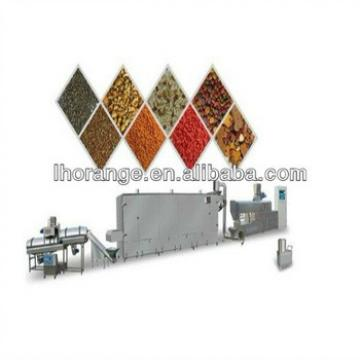 Good quality pet food processing line with factory price