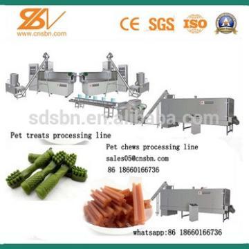 China dog biscuit food making machine