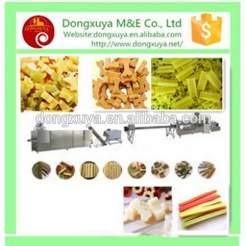2017 wholesale single screw chewing Jam Center Pet Food Machine