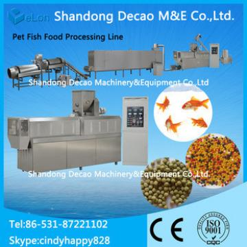Stainless Steel Fish Food Production Line