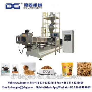 New condition pet chews injection molding machine pet dog food machine china supplier