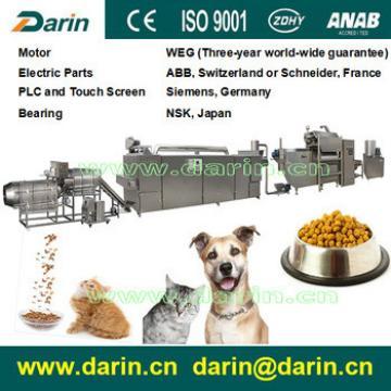 DR-65 100-150kg/h Dry pet food processing machine/extruder