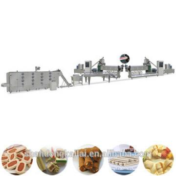 Advanced technology Fully automatic Dog chew food process line