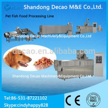 automatic stainless steel Dog Biscuits Making Machine