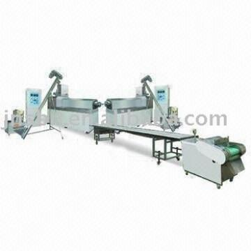 On sale full-automatic Pet treats/dog biscuit/dog chews processing line/machines