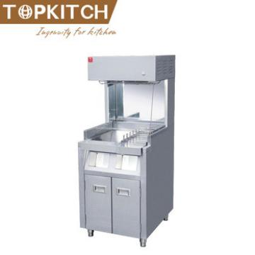 High Quality Easy Clean CE Certificate Stainless Steel Chips Center Machine