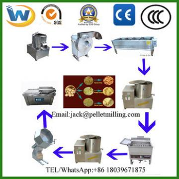 Commercial semi automatic french fries machine price