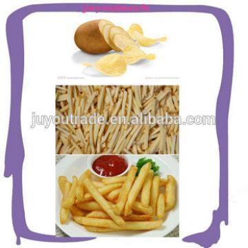 Semi-auto high quality potato chips fries production, potato chips machine, potato chips making machine