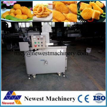 Multi function lower price nuts frying machine,potato chips making machine,food fryer machine