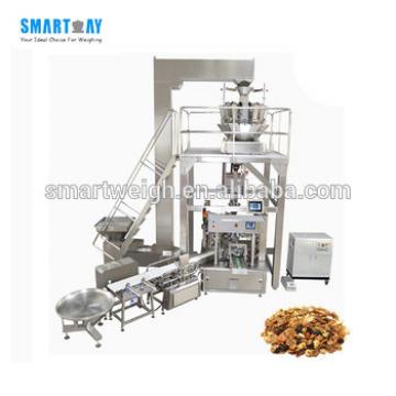 Automatic Pouches Breakfast Cereal Packing Machine