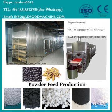stainless steel batch type horizontal ribbon powder mixer/powder mixing machine
