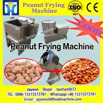 Stainless Steel Gas Heating Snitzel Yuca Cassava Chips Onion Rings Fryer Machinery Cashew Nuts Peanut Groundnut Frying Machine