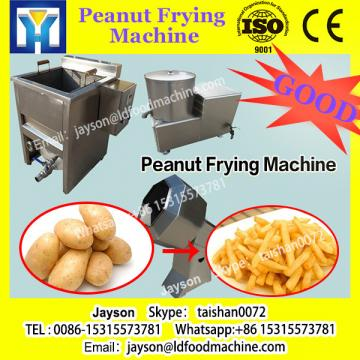 Commercial Continuous Conveyor Gas Type Deep Fryer Nuts Samosa Potato Peanut Groundnut Onion Chips Frying Machine