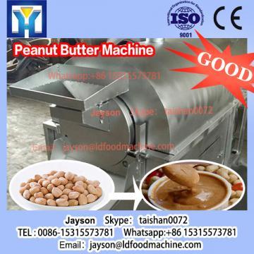Vertical small peanut butter making machine