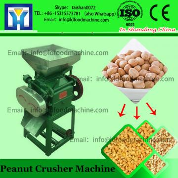 Reliable quality peanut/almond/cashew nut crushing machine with 4 grade sieving device