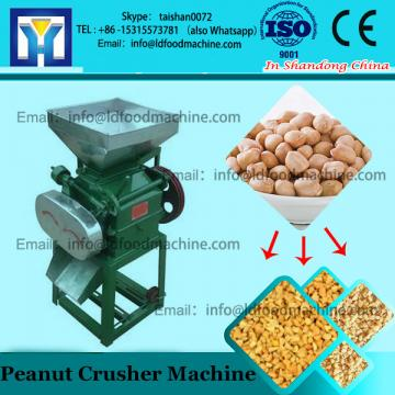 hot sale peanut crushing and chopping equipment with ISO 9001