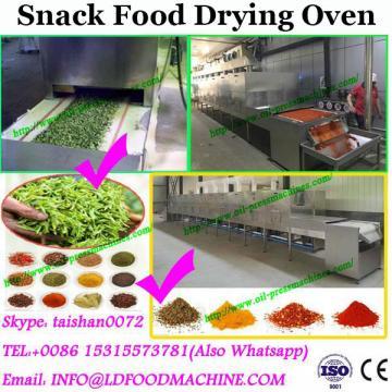 Industrial hot air circulation green bean drying oven machine