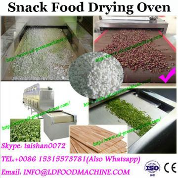 Industrial microwave dehydrator machine / microwave vacuum drying oven