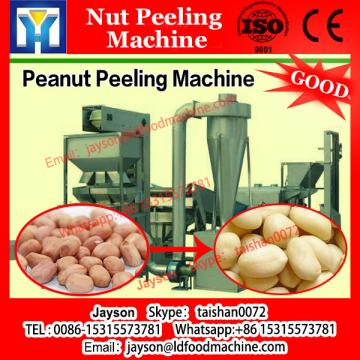 Industrial continuous nut roasting machine/automatic peanut roaster/roasted peanut peeling machine