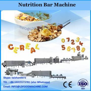 2017 hot style nutrition bar making machine alibaba supplier