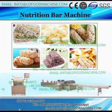 Promotional confectionary cereal chocolate bar machine With Professional Technical