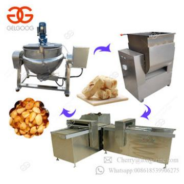 Automatic Cutting Machine Peanut Sesame Granola Bar Making Machine
