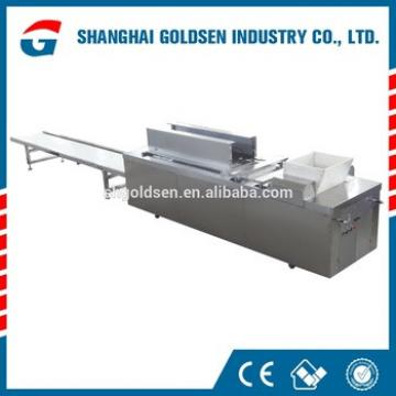 Easy operation PLC control Cereal Bar Processing Machine