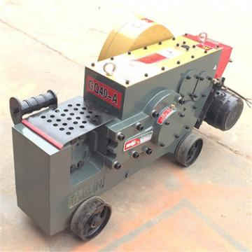 low consumption Iron bar cutting machine with cluth
