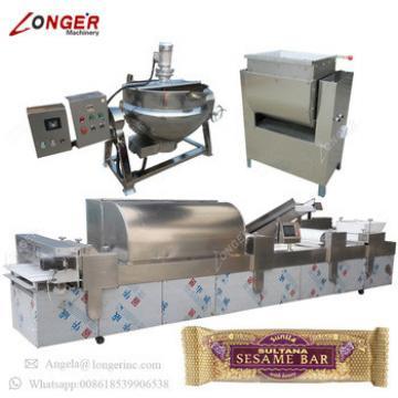 Industrial Factory Price Granola Bar Cutting Machine Sesame Candy Nut Bar Machine
