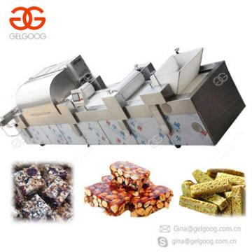 Best Price Sesame Candy Bar Making Granola Snack Bar Nougat Cutting Machine Peanut Brittle Maker Machine Price