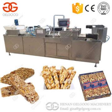 Hot Sale Trade Assurance Production Line Cereal Granola Oat Sesame Peanut Granola Bar Making Machine