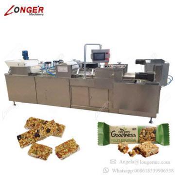 Hot Sale Fully Automatic Cereal Bar Cutting Machine Granola Bar Making Machine