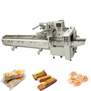 granola bar cookie packaging machine snack packing machine