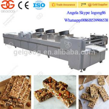 Quality and Quantity Assured Grnola Bar Making Machine for Sale