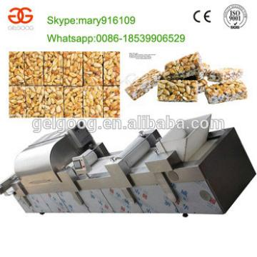 Gelgoog Brand Peanut Candy Bar Making Machine
