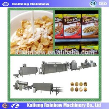 New Design Industrial Oatmeal Making Machine breakfast cereal,corn flakes processing line