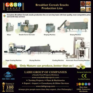 Breakfast Cereals Production Line TST1