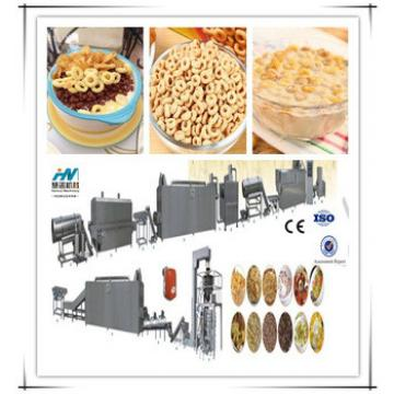 Multi-function breakfast cereals production line