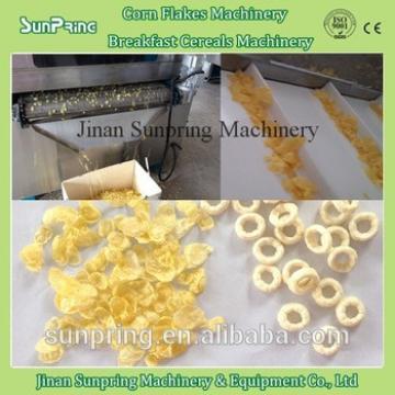 Best Price Corn Flakes Breakfast Cereals Machine/Cornflakes processing line/corn flake making machine