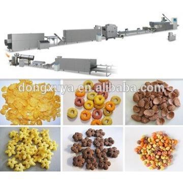 Best Price Corn Flakes Breakfast Cereal Food Making Machine