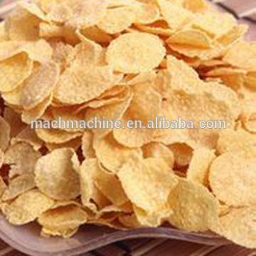 corn flakes production line/corn snack food machine