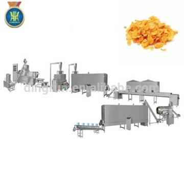Oat ceereal making machine breakfast corn flake machine