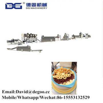 High Quality Corn flakes Kelloggs Breakfast Cereal Manufacturer Line