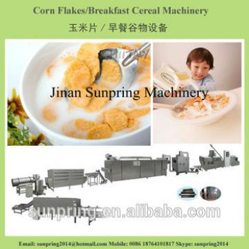 Nestle corn flakes making machines