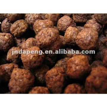 breakfast cereals manufacturing extruding machine, cocoa chips production line, cocoa puffs making equipment