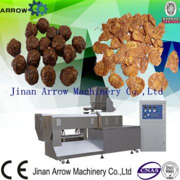 High Quality China Automatic Breakfast Cereals Products Machine