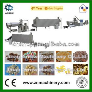 Automatic Grain Corn Breakfast Cereal Flaking Machine
