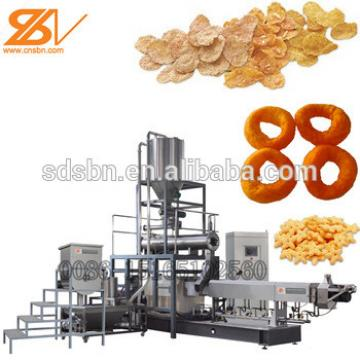 Cornflakes making equipment Plant to make flakes to chip