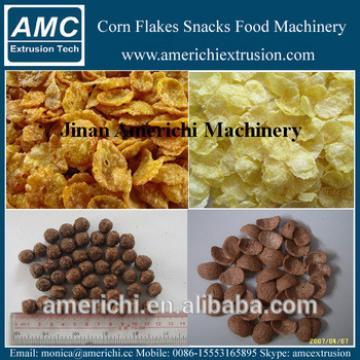Kellogg Corn Flakes Breakfast Cereal producessing line