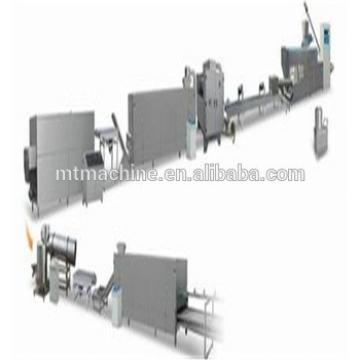 best Extrusion Machines For Corn Flakes Breakfast Cereal processing plant
